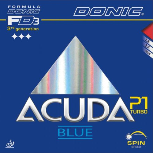 DONIC Acuda Blue P1 Turbo - DONIC - Preis: 49